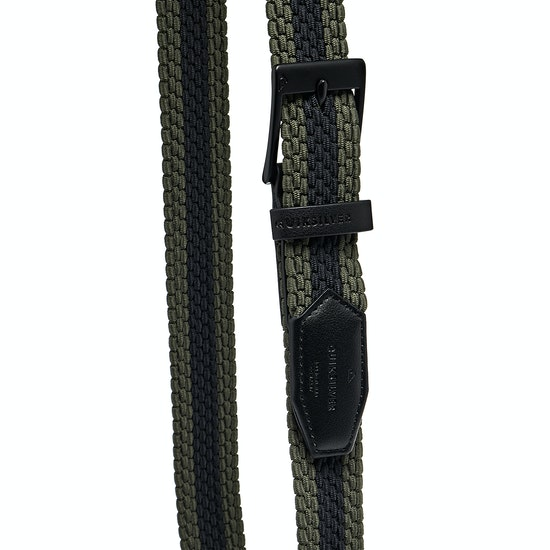 Quiksilver Plaitary Leather Belt