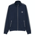 Fred Perry Re Issues Taped Tracková bunda