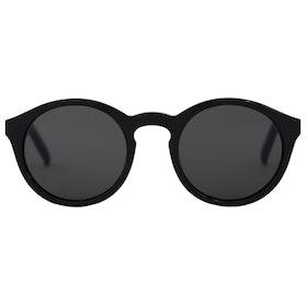 Occhiali da Sole Monokel Barstow - Black Solid Grey Lens