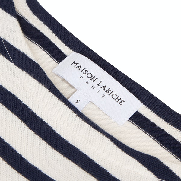 Maison Labiche Sailor Shirt Bonjour Women's Long Sleeve T-Shirt