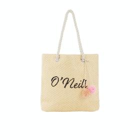 O'Neill Beach Bag Straw Girls Beach Bag - Chateau Beige