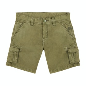O'Neill Cali Beach Cargo Boys Shorts - Winter Moss