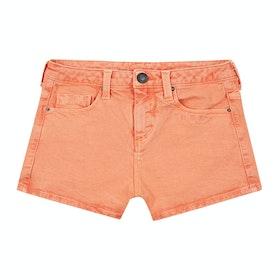 O'Neill Cali Palm Girls Shorts - Mandarine