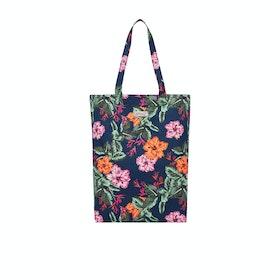 O'Neill Sunrise Shopper Bag - Blue Pink Purple