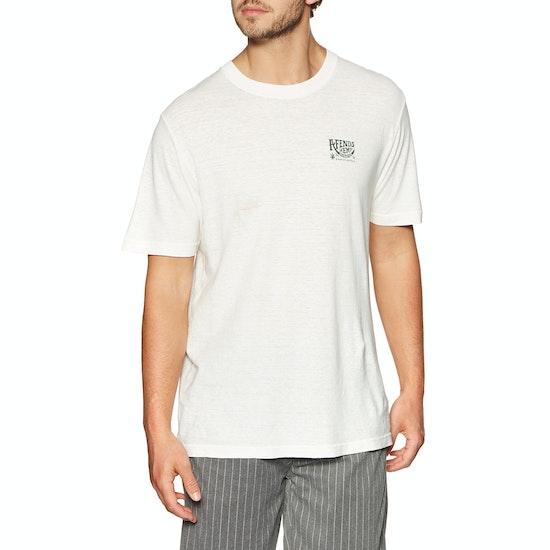 Afends Bugle Hemp Retro Fit Short Sleeve T-Shirt
