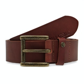 Ceinture en Cuir Animal Brodi - Tan