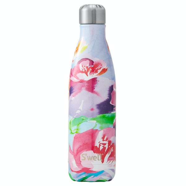 Swell Bottles 17oz Lilac Posy Women's Flask