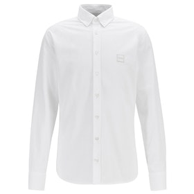 BOSS Mabsoot Shirt - White