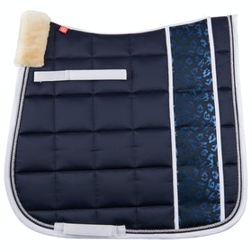 Imperial Riding Ambient Dressage Saddlepads - Blue