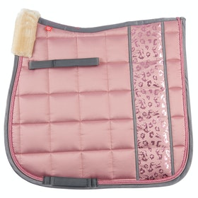 Imperial Riding Ambient Dressage Saddlepads - Pink