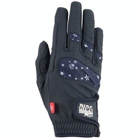 Imperial Riding Saturday Night Ladies Riding Gloves - Navy