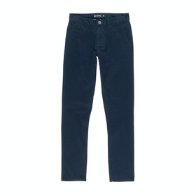 Element Howland Classic Chino Boy Boys Chino Pant - Eclipse Navy