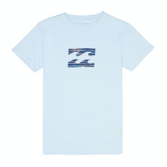 Billabong Team Wave Boys Short Sleeve T-Shirt