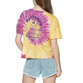 Hurley Matsumoto Shave Ice Tie Dye Short Sleeve T-Shirt - Multi Color
