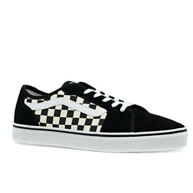 Chaussures Vans Filmore Decon Checkerboard - Black White