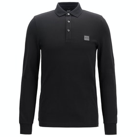 BOSS Passerby Polo Shirt - Black