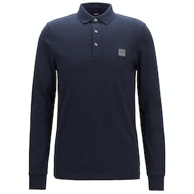 BOSS Passerby Polo Shirt - Dark Blue