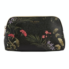 Ted Baker Aerine Womens Make Up Bag - Black