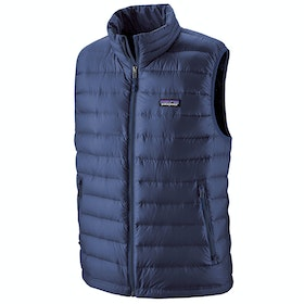 Patagonia Down Sweater Vest - Classic Navy