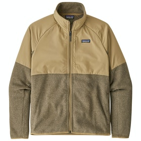 Patagonia Lightweight Better Sweater Shelled Fleece - Classic Tan