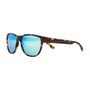 Polarised   Matt Yellow Havana ~ Green Aqua Mirror