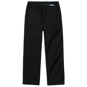 Carhartt Clover Pant Cargo Pants - Black Rinsed