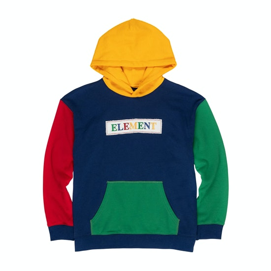 Element Blocky Boys Pullover Hoody