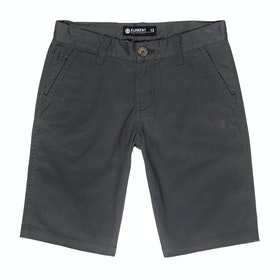 Element Howland Classic Boys Shorts - Asphalt