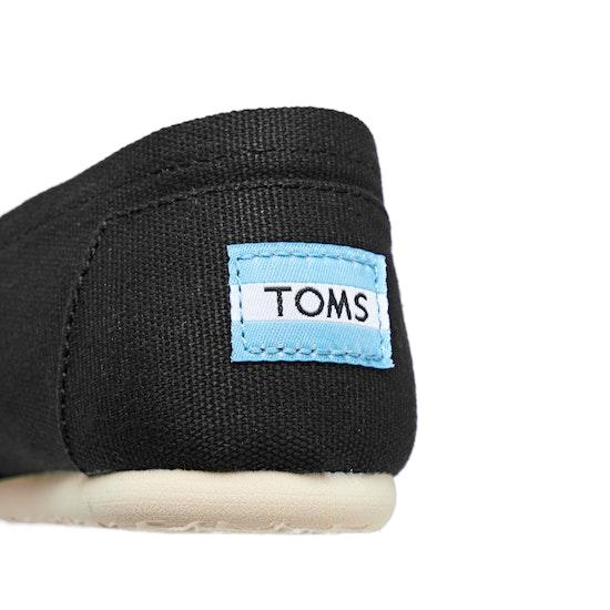 Toms Classic Alpargata Damen Schlüpfschuhe