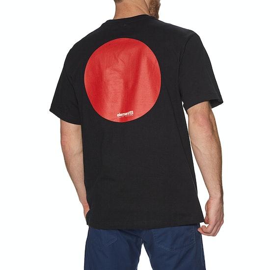 Element Tokyo Kurzarm-T-Shirt