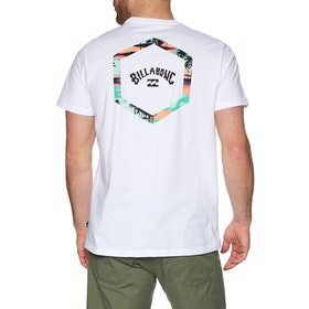 Billabong Access Short Sleeve T-Shirt - White