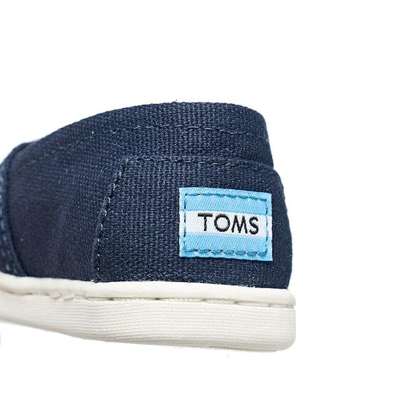 Toms Mini Classics Kids スリップオンシューズ