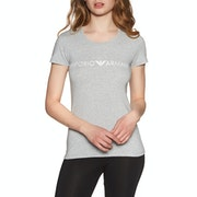 Emporio Armani Knitted Women's Loungewear Tops