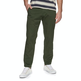 Quiksilver Disaray Chino Pant - Deep Depths