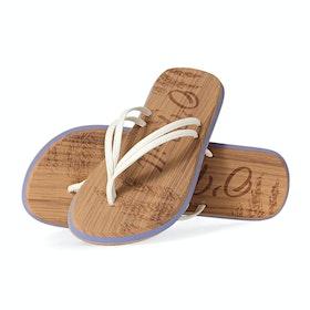 O'Neill Fg Ditsy Girls Sandals - Powder White