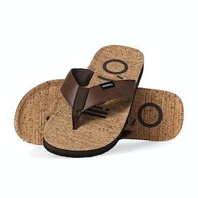 O'Neill Fm Chad Fabric Sandals - Chateau Beige