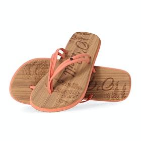 O'Neill Ditsy Sandals - Mandarine