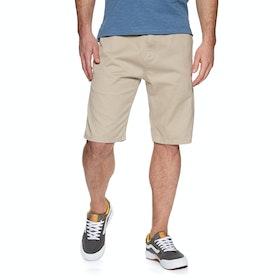 Carhartt Ruck Single Knee Shorts - Wall Stone Washed