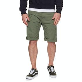 Carhartt Swell Shorts - Dollar Green Rinsed