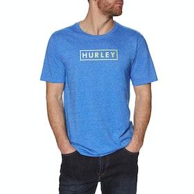T-Shirt à Manche Courte Hurley Siro Boxed Gradient - Soar Htr