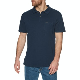 Chemise Polo Animal Quay - Indigo Blue