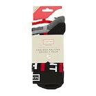 Hunter Original Exploded Chelsea Boot 3pk Fashion Socks