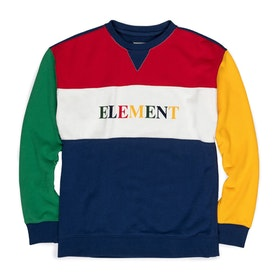 Element Blocky Boys Sweater - Multi