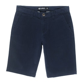 Element Howland Classic Boys Shorts - Eclipse Navy