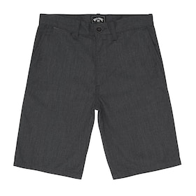 Billabong Carter 17in Shorts - Black Heather