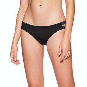 Bas de maillot de bain Nike Swim Onyx Flash Bonded Strappy - Black