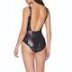 Maillot de Bain Nike Swim Onyx Flash U-back One Piece
