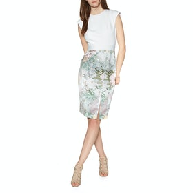 Abito Donna Ted Baker Hanalee - White