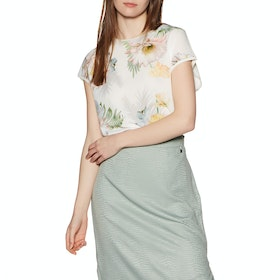 Ted Baker Kcarmaa Dames Top - Ivory