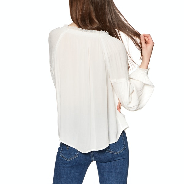 Free People Banda Blouse Women's Top